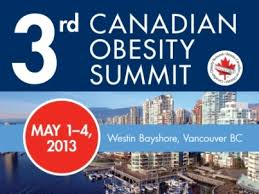Canadian Obesity Summit Starts Tomorrow!