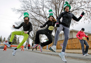 Canadian Diabetes Association St Paddy's Day Road Race!