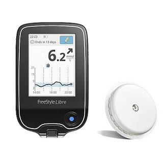 Poke Free Glucose Monitor Has Arrived In Canada! New Glucose Monitoring Technologies Part 1