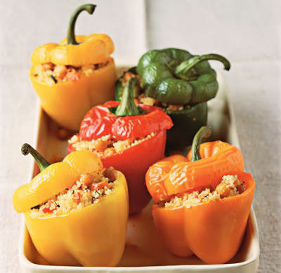 Deb's Stuffed Peppers!