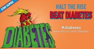 World Health Day – Eyes On Diabetes