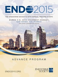 Proud To Be An Official ENDO 2015 Blogger!