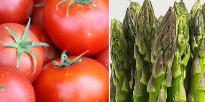 Savory Spring Cherry Tomato Salad!