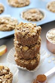 Apple Chai Oatmeal Cups!