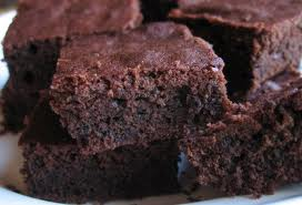 115 Calorie Chocolate Espresso Brownies as a Holiday Treat!