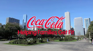 Coca Cola – Helping Families Get…. fIt??