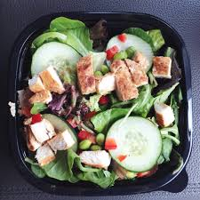 Want a Lower Calorie Meal To Go?