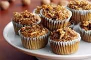 Scrumptious Zucchini Apricot Muffins!