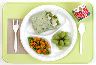 Photos in Lunch Trays Increase Veggie Consumption in Kids