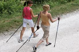 Health Benefits of Nordic Walking!