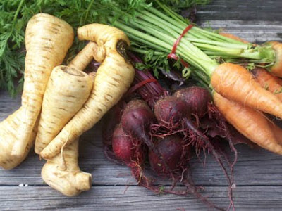 Winter Root Vegetable Fries!