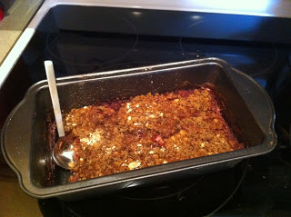 Deb's Oatmeal Fruit Bake
