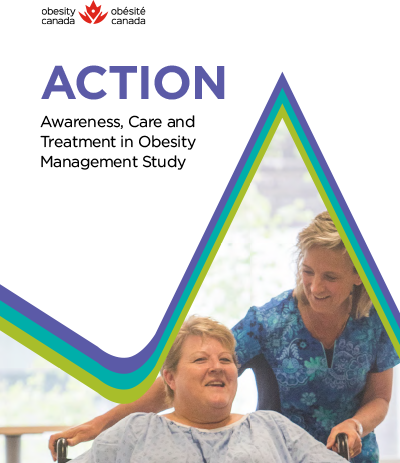 Obesity Canada's Report Card on ACTION: Barriers To Obesity Care In Canada